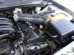 2006 Dodge Magnum Standard Magnum Model 27 Liter DOHC 24