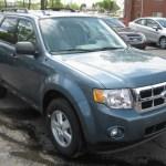 Steel Blue Metallic 2012 Ford Escape Xlt 4wd Exterior Photo 52073387 Gtcarlot Com