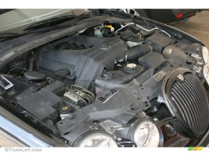 2003 Jaguar SType 42 42 Liter DOHC 32 Valve V8 Engine