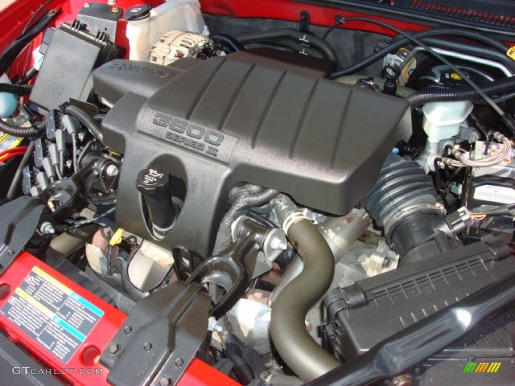 Pontiac Grand Prix V6 Engine Diagram
