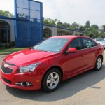 2012 Victory Red Chevrolet Cruze Lt Rs 53171552 Gtcarlot Com Car Color Galleries