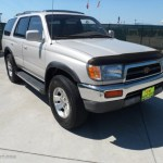 1998 White Toyota 4runner Sr5 53857572 Gtcarlot Com Car Color Galleries