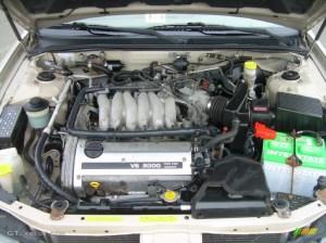 1998 Nissan Maxima GXE Engine Photos   GTCarLot