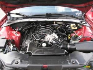 Lincoln Ls 3 9 V8 Engine Pichtml | Autos Weblog