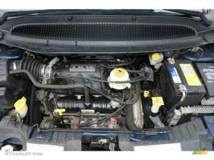 2002 Dodge Grand Caravan Sport Engine Photos | GTCarLot