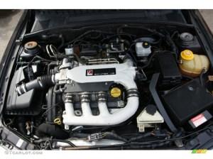 2000 Saturn L Series LS2 Sedan 30 Liter DOHC 24V V6