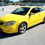 Competition Yellow 2007 Pontiac G5 Gt Exterior Photo 54926428 Gtcarlot Com