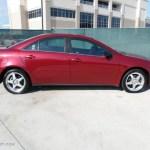 2005 Pontiac G6 Gt Sedan Custom Wheels Photo 55002724 Gtcarlot Com