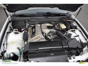 1997 BMW 3 Series 318i Sedan Engine Photos | GTCarLot