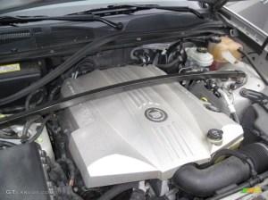 2004 Cadillac SRX V8 46 Liter DOHC 32Valve Northstar V8