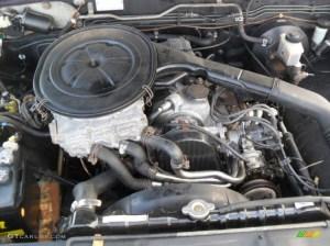 [WRG4272] 1987 Mazda B2200 Engine Diagram