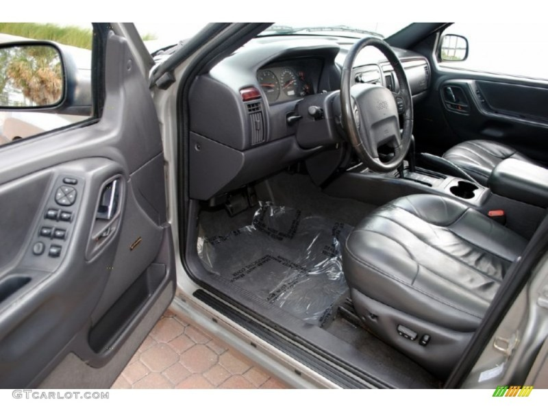 2000 jeep grand cherokee interior. Black Bedroom Furniture Sets. Home Design Ideas