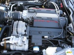 1996 Chevrolet Corvette Coupe 57 Liter OHV 16Valve LT1