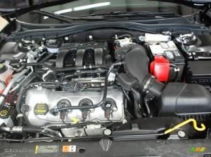 2012 Ford Fusion Sport Engine Photos   GTCarLot