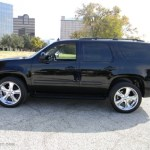Black 2008 Chevrolet Tahoe Ltz Exterior Photo 58548275 Gtcarlot Com