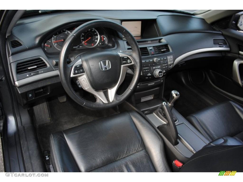 2008 Honda Accord Interior Colors