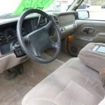 Neutral Interior 1997 Gmc Sierra 1500 Sle Extended Cab 4x4 Photo 59853091 Gtcarlot Com