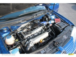 2004 Volkswagen Jetta GLI 18T Sedan Engine Photos