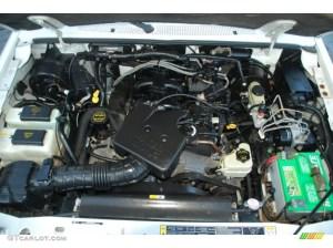 1997 Ford ranger 40 engine