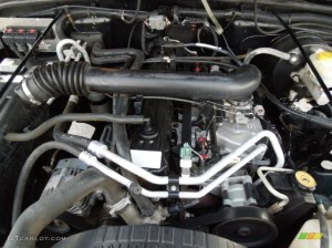 2005 Jeep Wrangler Sport 4x4 40 Liter OHV 12Valve Inline
