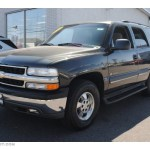 2003 Dark Gray Metallic Chevrolet Tahoe Ls 63554622 Gtcarlot Com Car Color Galleries