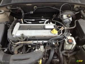 2000 Saturn L Series LS1 Sedan Engine Photos | GTCarLot