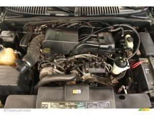 2003 Ford Explorer Eddie Bauer 4x4 40 Liter SOHC 12Valve V6 Engine Photo #64810601 | GTCarLot