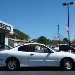 1995 Bright White Pontiac Sunfire Se Coupe 6564606 Photo 6 Gtcarlot Com Car Color Galleries