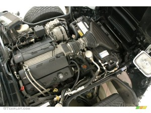 Lt1 engine specs 1996 cadillac