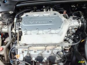 2005 Acura TL 32 32 Liter SOHC 24Valve VTEC V6 Engine