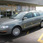 2007 Granite Green Metallic Volkswagen Passat 2 0t Wagon 6839887 Gtcarlot Com Car Color Galleries