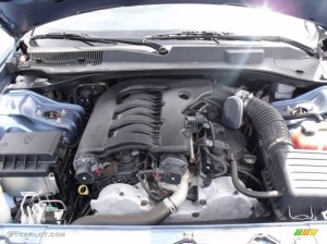 2007 Dodge Charger SXT AWD Engine Photos | GTCarLot