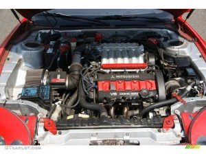 1995 Mitsubishi 3000GT Coupe 30 Liter DOHC 24Valve V6