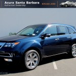 2012 Bali Blue Pearl Acura Mdx Sh Awd Advance 69949208 Gtcarlot Com Car Color Galleries