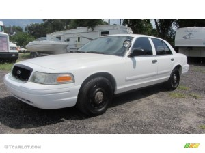 2008 Ford Crown Victoria Police Interceptor Owners Manual