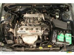 1991 Toyota Celica ST Coupe 16 Liter DOHC 16Valve 4