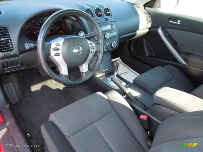 2008 Nissan Altima 25 S Interior Microfinanceindia