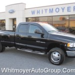 2004 Black Dodge Ram 3500 Slt Quad Cab 4x4 Dually 74039936 Gtcarlot Com Car Color Galleries