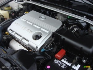 2005 Lexus ES 330 33 Liter DOHC 24Valve VVTi V6 Engine