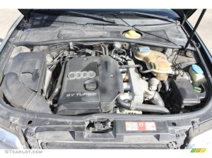 2001 Audi A4 1 8 Engine Diagram • Wiring Diagram For Free