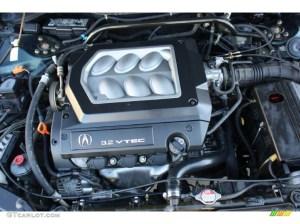 1999 Acura TL 32 Engine Photos   GTCarLot