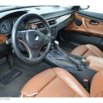 Saddle Brown Black Interior 2007 Bmw 3 Series 328i Coupe Photo 77505338 Gtcarlot Com