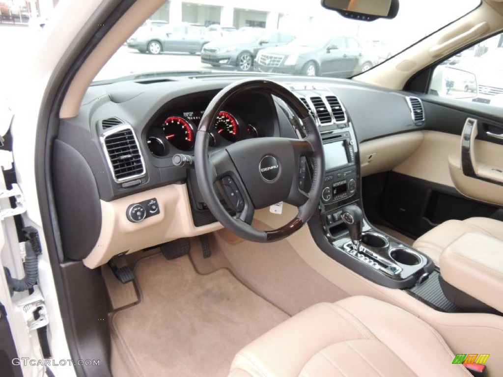 Gmc acadia denali interior colors for Gmc acadia denali 2017 interior