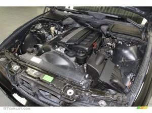 2000 BMW 5 Series 528i Wagon Engine Photos | GTCarLot