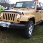 2013 Dune Jeep Wrangler Unlimited Sahara 4x4 79058300 Gtcarlot Com Car Color Galleries