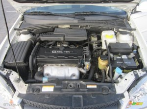 2007 Suzuki Forenza Sedan 20 Liter DOHC 16Valve 4