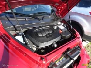 2011 Chevrolet HHR LS Engine Photos   GTCarLot