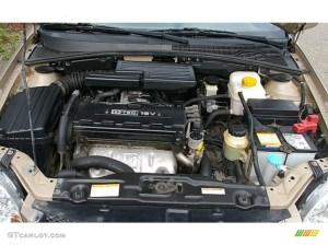 2008 Suzuki Forenza Standard Forenza Model 20 Liter DOHC