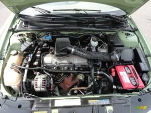 2002 Chevrolet Cavalier LS Sedan Engine Photos Images  Frompo