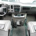 2002 Chevrolet Express 1500 Passenger Conversion Van Dashboard Photos Gtcarlot Com